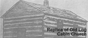 Replica of First Church