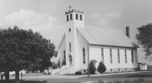 Church Exterior 1964