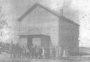 School Late 1890's - Formerly Second Church